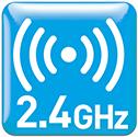 2.4GHz式同期