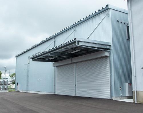 ダンレックス 富山工場